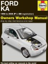 Ford KA repair manual Haynes 1996 - 2008  NEW